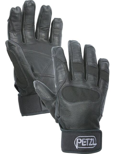 Petzl Cordex Plus Handschuhe Schwarz